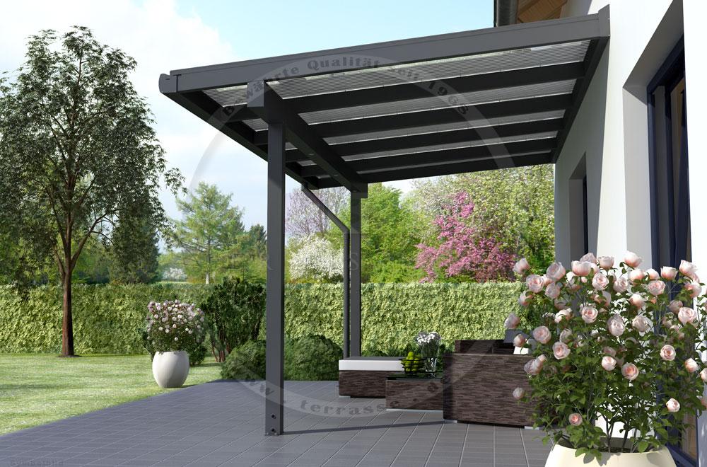 TerrassenUberdachung Holz Weis Streichen ~ TERRAclassic – die etwas andere Terrassenüberdachung  Terrasse de